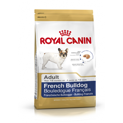 Pienso Bulldog French Adult 1 Kg