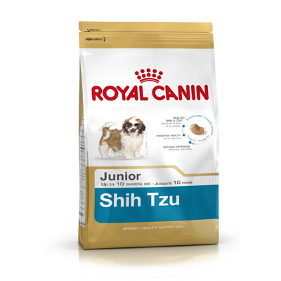 Pienso Shin Tzu Junio 0,5 Kg