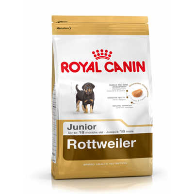 Pienso Rottweiler Adult 3 Kg