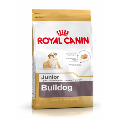 Pienso Bulldog Junior 3 Kg
